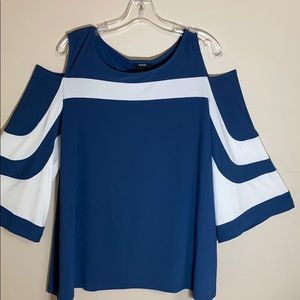 Alfani Cold Shoulder Tunic